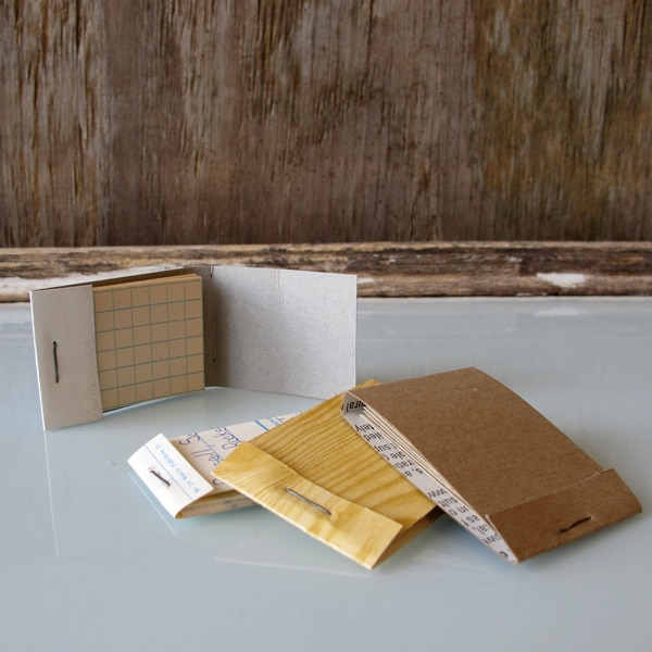 Matchbook Notebooks