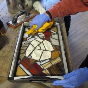 Upcycled Mosaics