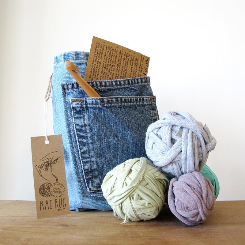 Perennial Rag Rug Kit