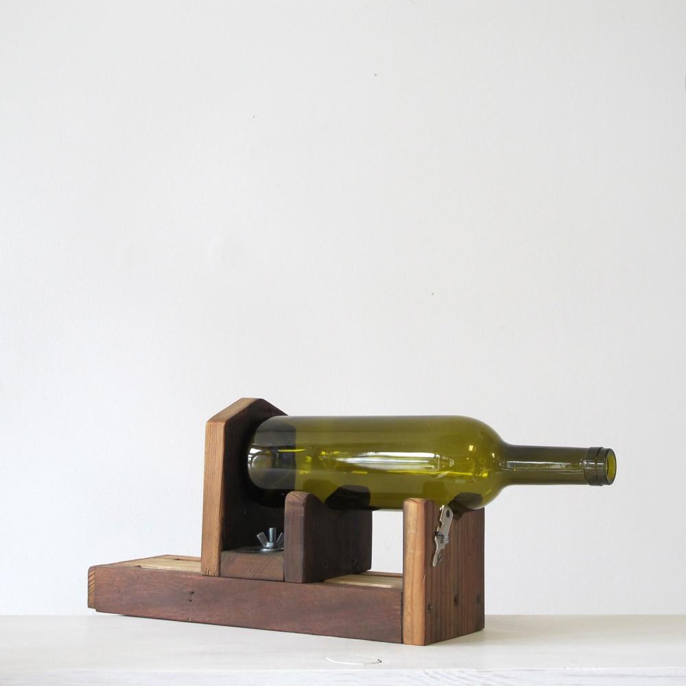 Glass bottle cutter perennial for Easy break glass bottles