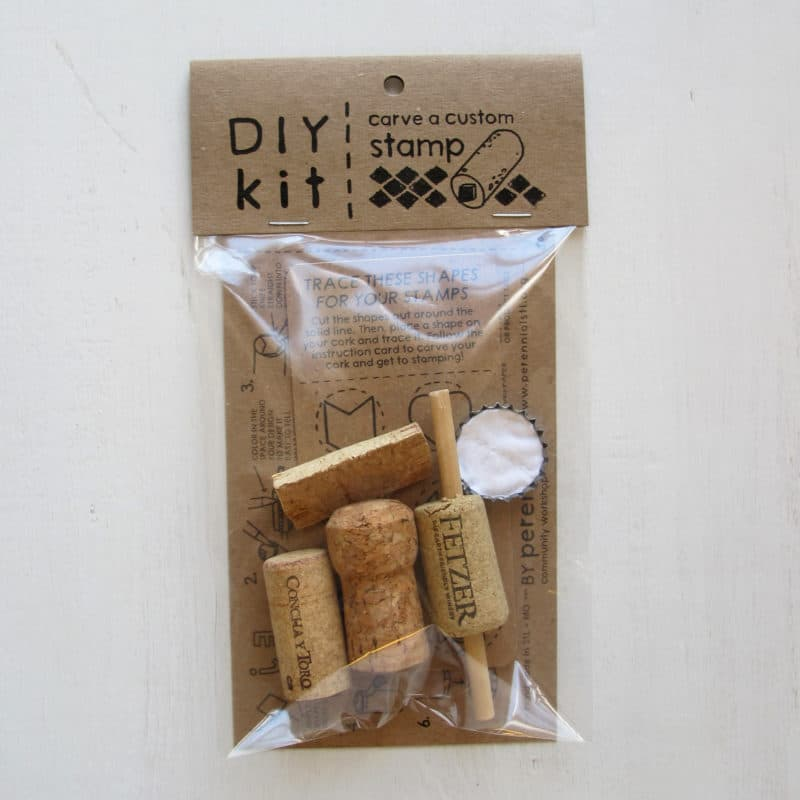 DIY stamp kit