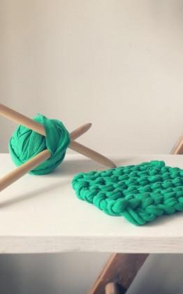 knitting pot holders