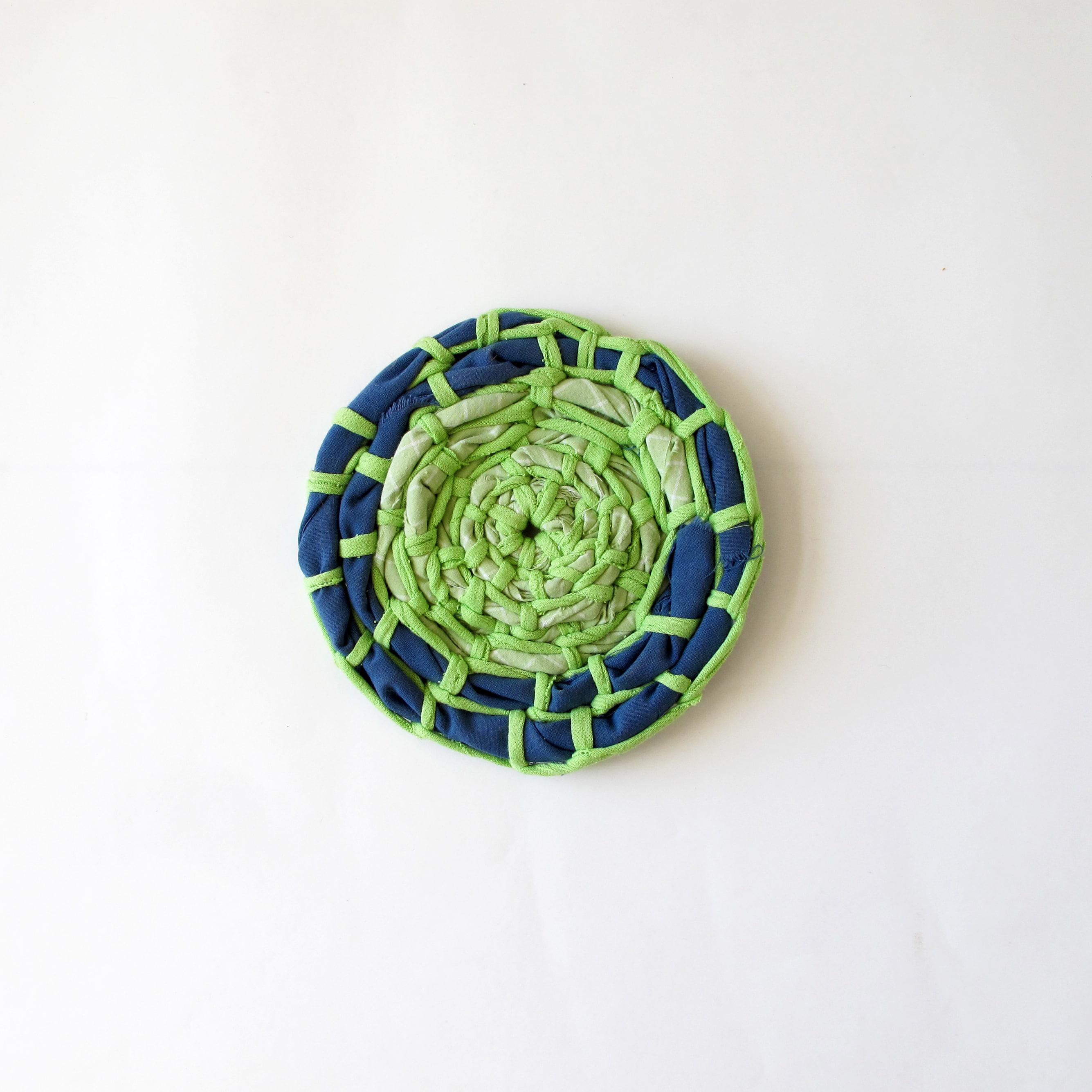 coiled trivet