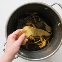 osage orange dye in use