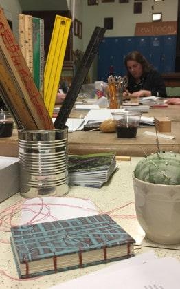 coptic stitch bookbinding