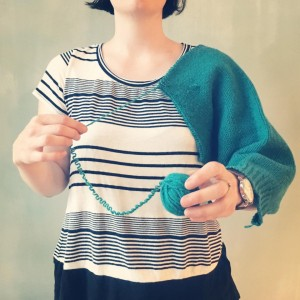 sweater to yarn