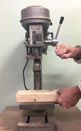tools 101_drill press