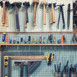 community workshop woodshed