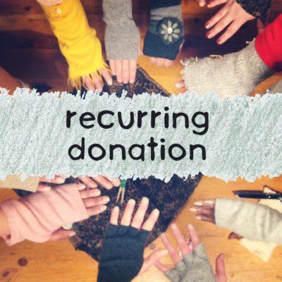 recurringdonation