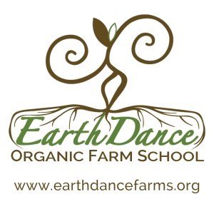 EarthDance Logo Green TV