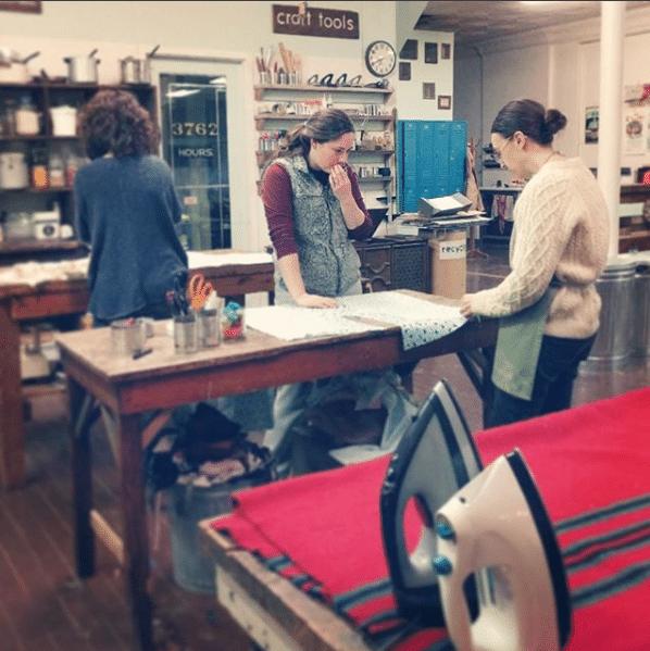 Sewing From Patterns Pajama Pants Perennial